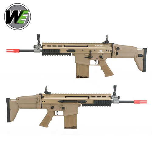 WE CYBERGUN FN SCAR H GBB