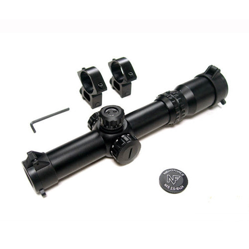 NP1- 4x 24 SE Tactical Scope (Red/Green Reticle) Replica