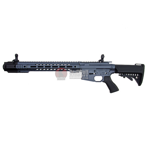 EMG SAI Gas Blow Back Kit For Tokyo Marui M4 MWS GBBR (Long) - Cerakote (by G&P)