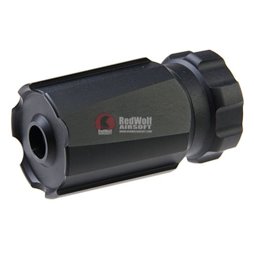 Dytac Blast Mini Tracer with Built-in Xcortech XT301 (14mm CCW) - Black