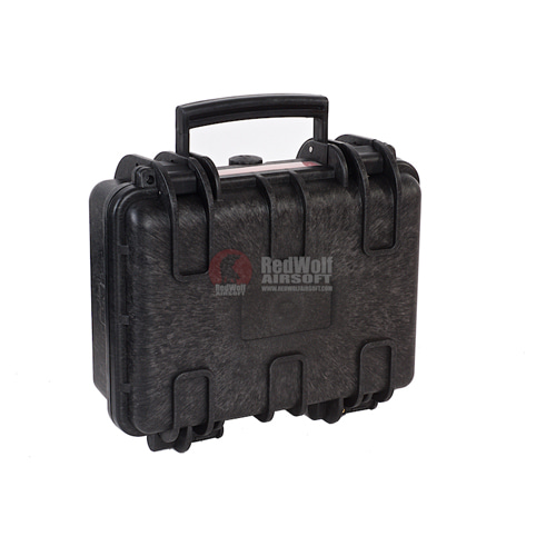 GK Tactical Hard Case with Pre-cubed Foam (308*269*150mm) - Black