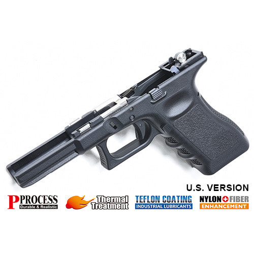 가더社 New Generation Frame Complete Set for MARUI G17/22/34 (U.S/Black)