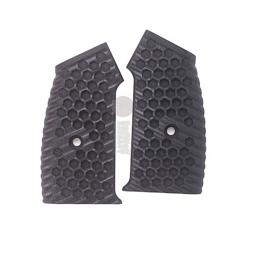 Airsoft Surgeon CNC Grip Pad for M4 GBBR - Type 1