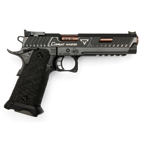 [입고 완료] FPR JW3 Taran Tactical STI 2011 Combat Master full steel conversion kit