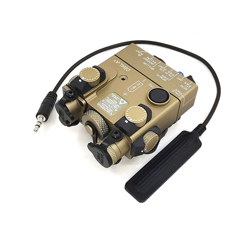'입고' PEQ-15A DBAL-A2 Laser Devices Replica (TAN)