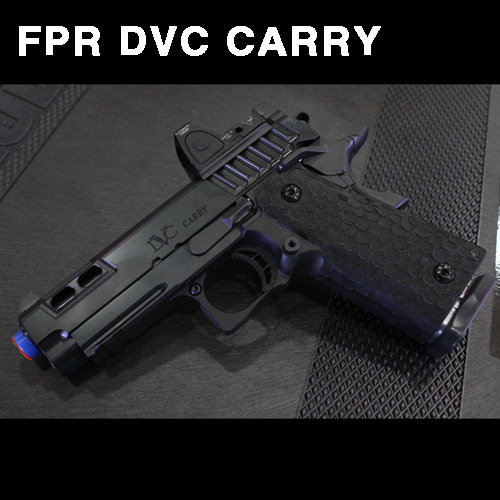 [입고]FPR STEEL DVC Carry RMR Gas Pistol ( Limited )