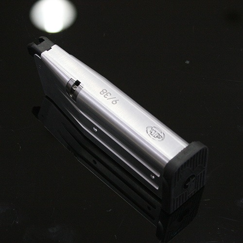 FPR CNC STEEL STI REAL TYPE [24RDS] GAS MAGAZINE FOR TOKYO MARUI HI-CAPA 5.1 GBB PISTOL