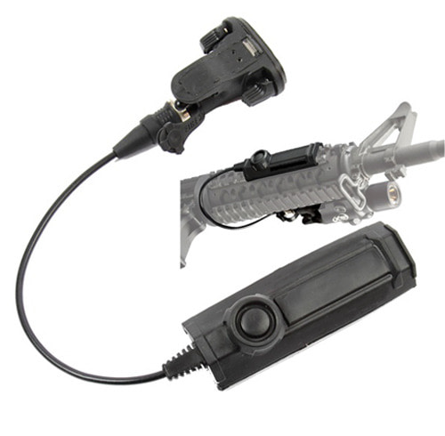 remote dual switch for SF flash light