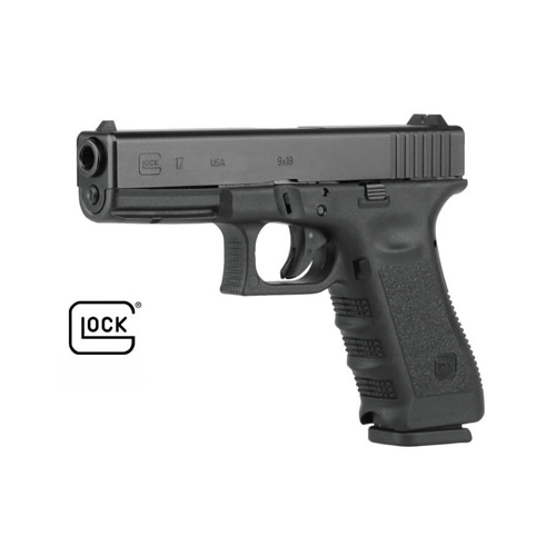 Glock 17 Steel Full Package
