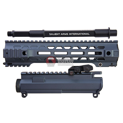 EMG SAI Gas Blow Back Kit For Tokyo Marui M4 MWS GBBR (Short) - Cerakote (by G&P)