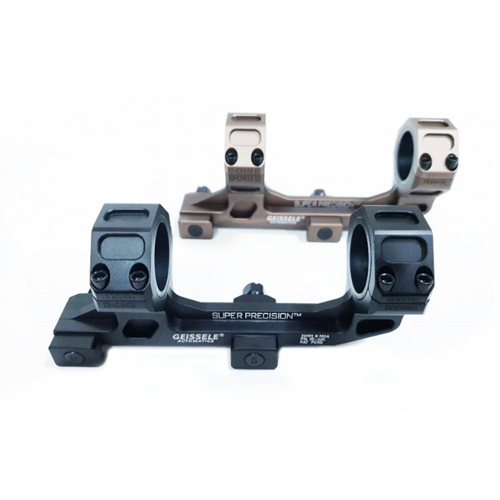 GEISSELE Super Precision® AR15 / M4 Scope Mount Replica [Black/Tan]