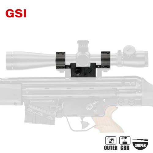 [한정판매] VFC PSG1 Low Mount for 30mm Scope