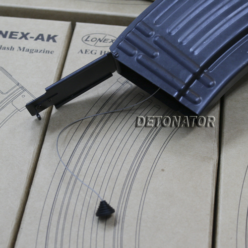 Lonex 500 rds Quick reload AEG AK Magazine