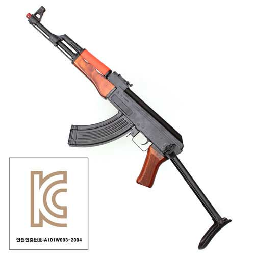 LCT AK47S NewVersion 전동건 - Steel CNC Body -