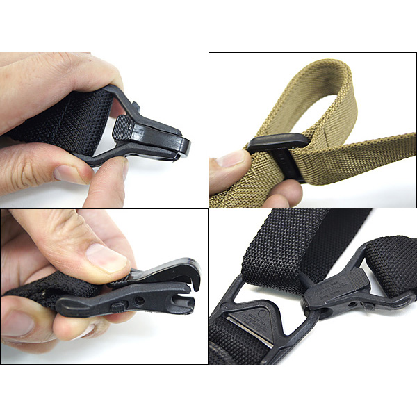 'Replica' Magpul MS3 Sling od색