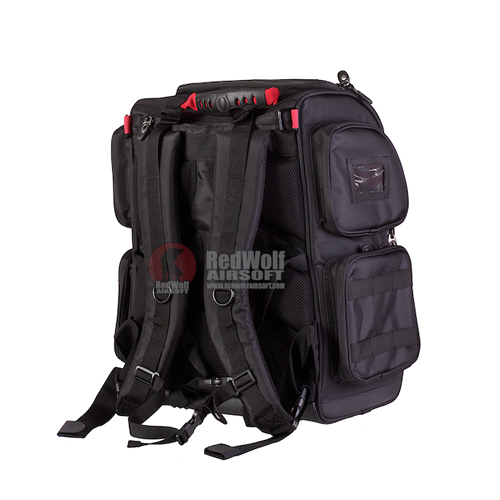 CED / DAA RangePack PRO Backpack for IPSC / USPSA / IDPA