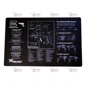 GLOCK Genuine Gunsmith Bench Mat