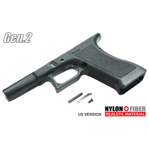 가더社 Gen.2 Original Frame for MARUI G17/22/34 (US. Black)