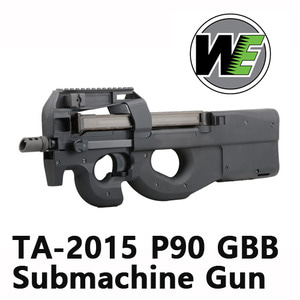 WE TA-2015 P90 GBB Submachine Gun