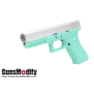 Guns Modify Tiffany Model 17 Coversion Kit Set for Tokyo Marui Model 17 GBB