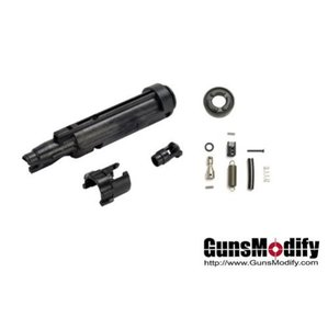 Guns Modify Reinforced Drop In Complete Nozzle Set for Tokyo Marui M4 MWS GBBR