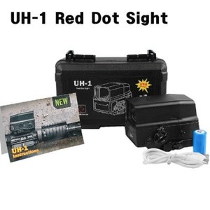 UH-1 Red Dot Sight QD Replica (리얼각인버젼)