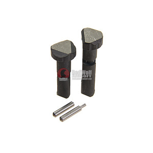 Airsoft Surgeon GBB M4 Shift Pins - [Gold/Black/Silver]