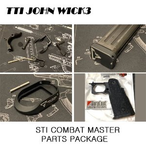 STI COMBAT MASTER PARTS Package