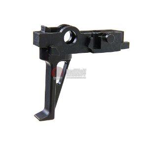 Guns Modify Steel CNC Adjustable Tactical Trigger (CMC-Ver) for Tokyo Marui MWS M4 GBBR