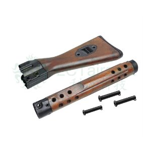 LCT G3용 Wooden Handguard and Stock Set(Limited Product)