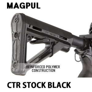 Magpul CTR Stock Black