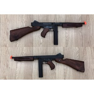 Mafioso/WE M1A1 Thompson GBBR Steel Conversion