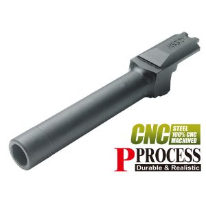 가더社 .40 S&W Steel Outer Barrel for TM M&P9