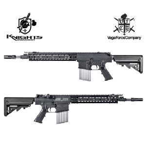 [입고 완료] VFC SR25 ECC GBBR (Licensed by Knight's)