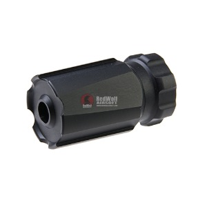 Dytac Blast Mini Tracer with Built-in Acetech Lighter S Unit (14mm CCW) - Black