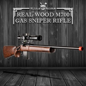 [KingArms] Real Wood M700