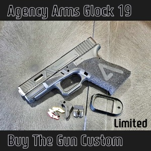 Agency Arms Glock 19 컨버전 세트