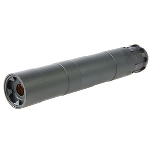 RGW Obsidian 9mm MP5 Dummy Silencer for Umarex (VFC) MP5A5 GBB Rifle