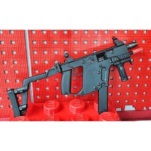 KSC(KWA) Kriss Vector+Night Evolution Kriss Vector Tactical Light+추가탄창