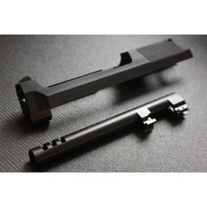 RobinHood Steel Slide with 3rds Burst Part For KSC M93R GBB