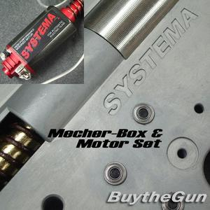 G3용 Mecha-box Magnum SET