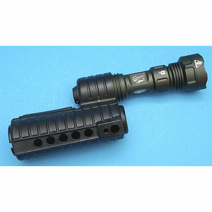 M500 Handguard with Flashlight