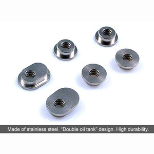 Stainless Bushing for Ver.6 GearBox (P90)