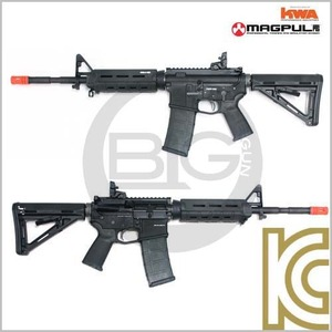 KSC(KWA) M4A1 GBB Rifle Magpul PTS Edition ( System 7 TWO )