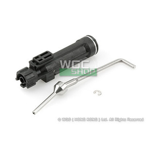 RA-Tech Plastic Nozzle w/ NPAS Adjust Tool Set for KSC M4 GBB Rifle
