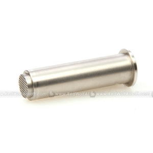 Nova Recoil Spring Plug - Type 1 - for Marui 1911A1 (Stainless)