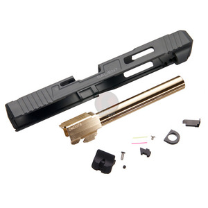 Airsoft Surgeon SAI Arms Costa Style G34 Slide Set For Tokyo Marui 17