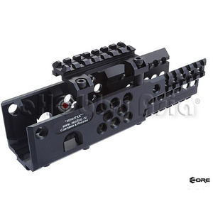 Core Airsoft RIS Handguard System for Russian Special Forces A&K PKM