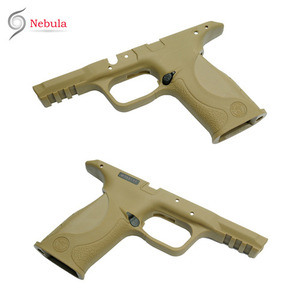 M&P Full Size Frame with Markingfor WE M&P Full Size -TAN