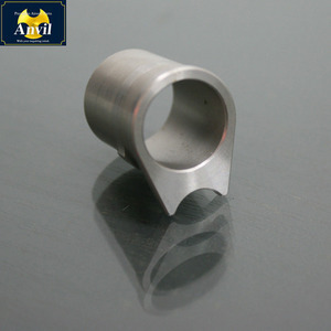 Barrel Bushing  for Marui M1911 Series-Stainless Steel Silver